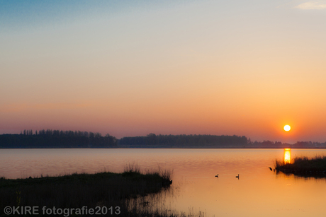 Daybreak at Twiske 3