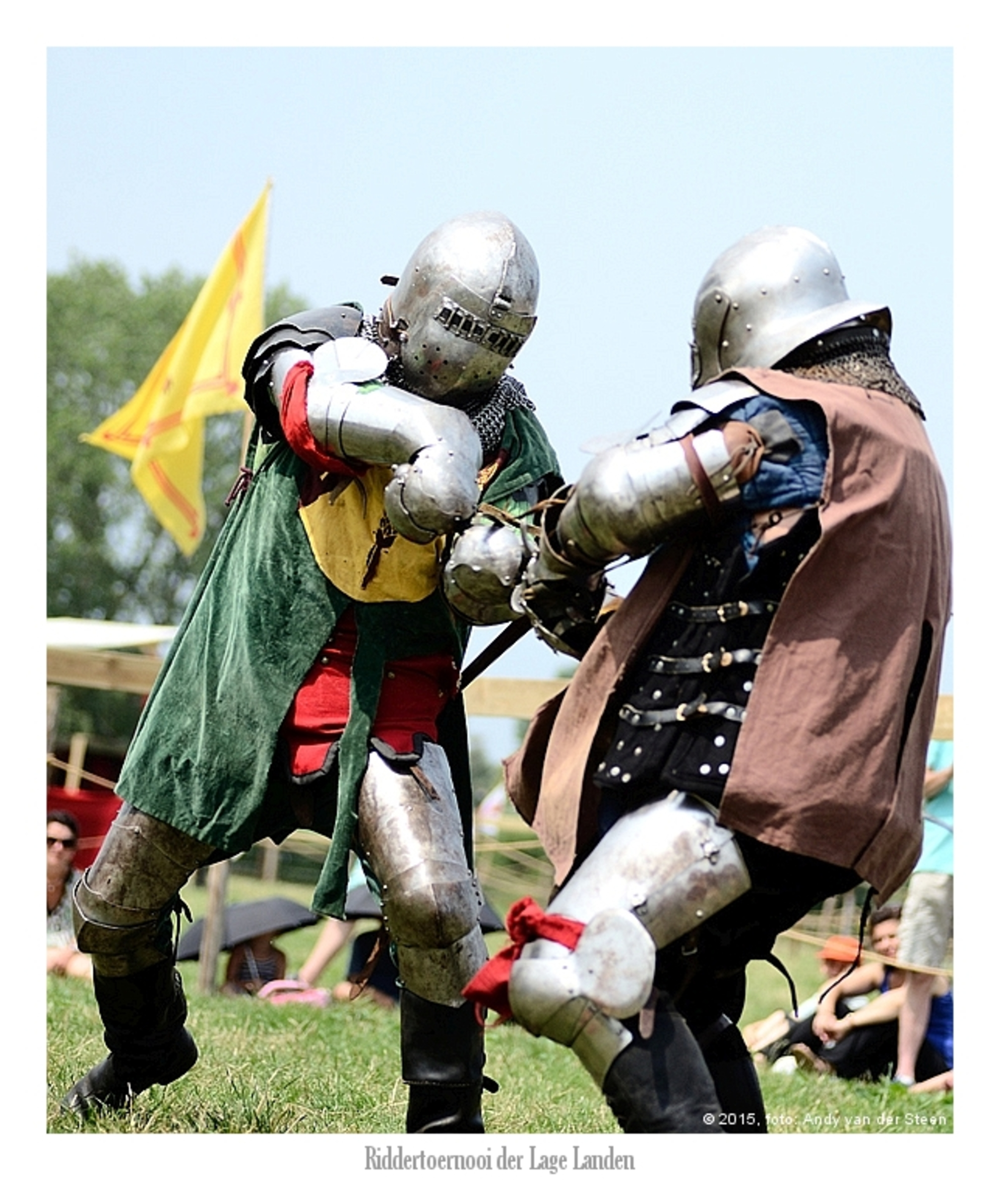 Riddertoernooi der Lage Landen - - - foto door AndyvdSteen op 05-07-2015 - deze foto bevat: middeleeuwen, kasteel, ridder, riddertoernooi, ridders, toernooi, doornenburg - Deze foto mag gebruikt worden in een Zoom.nl publicatie