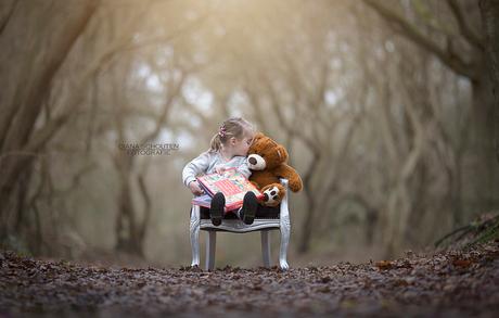 Jaira en haar beer