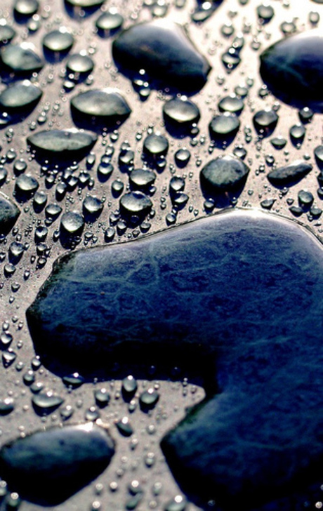 Marbling Rain