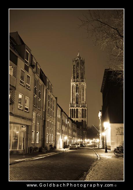 Utrechtse grachtDom