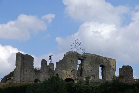Kasteel ruïne Valkenburg