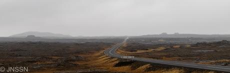 De road to somewhere