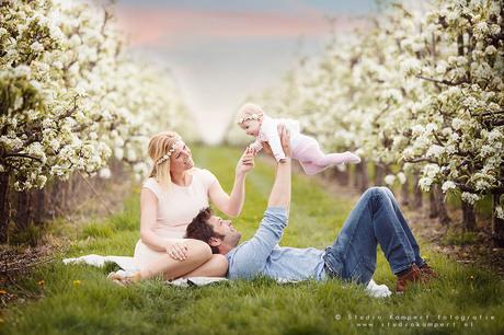 Liefde in de boomgaard.. het is lente!