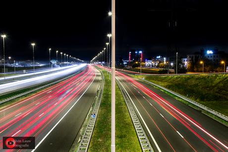 A2 bij Utrecht