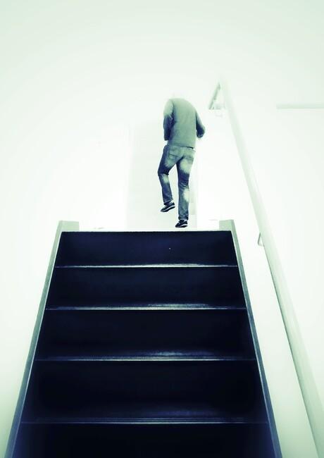 De trap naar nergens