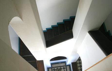trappenhuis vuurtoren
