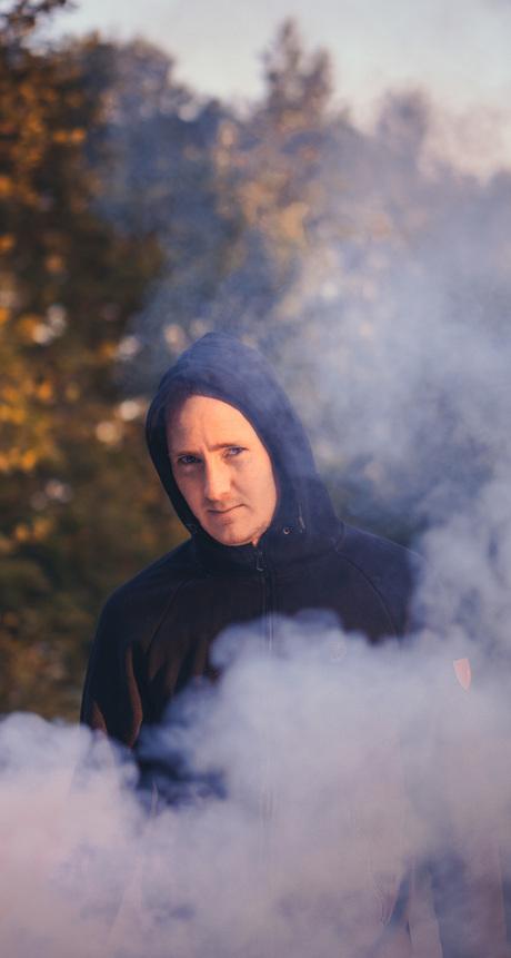 Smoke portret