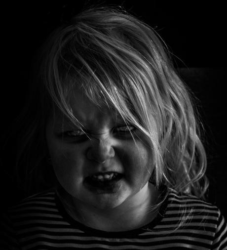 Horor portret