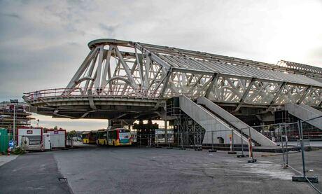 Station Mons (B) in aanbouw_I