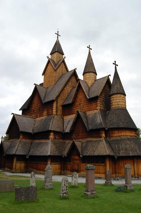 Staafkerk van Heddal