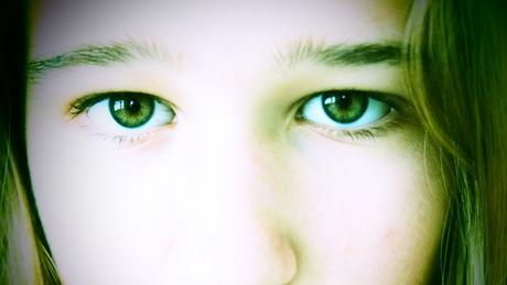 Green eyesss