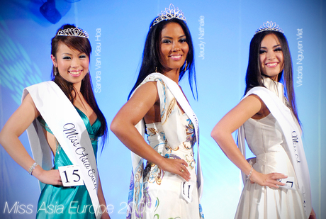 Miss Asia Europe 2009