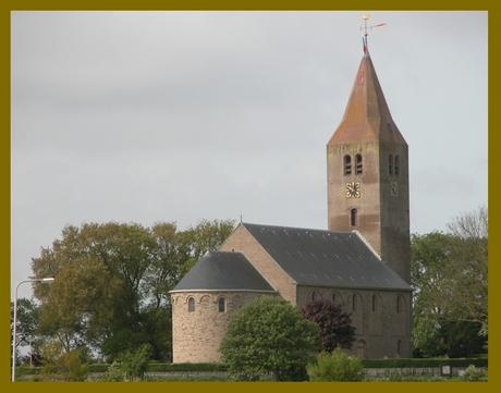 Kerk in Noord Holland