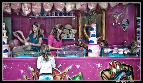 De meisjes van de suikerspin (Vlissingse kermis 1)