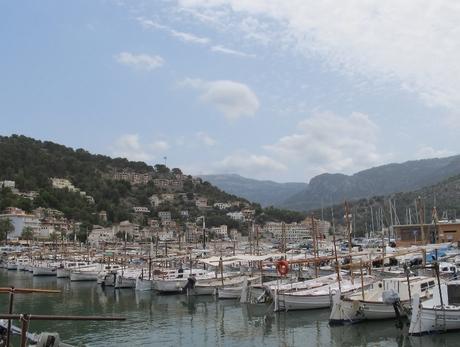 De haven van Soller