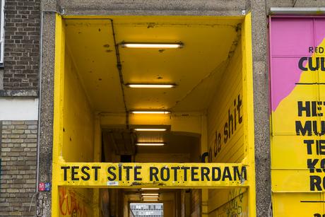 Rotterdam in het geel 1