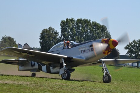 Wings of Freedom, P51 Mustang