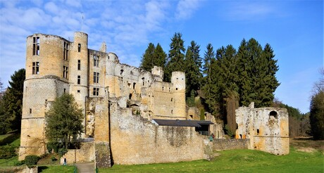 chateau Beaufort Luxemburg (1)