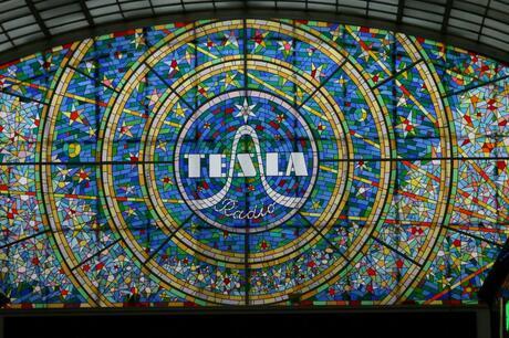 Tesla Jugendstil