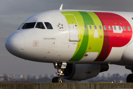 Airbus A320-214 TAP-Portugal