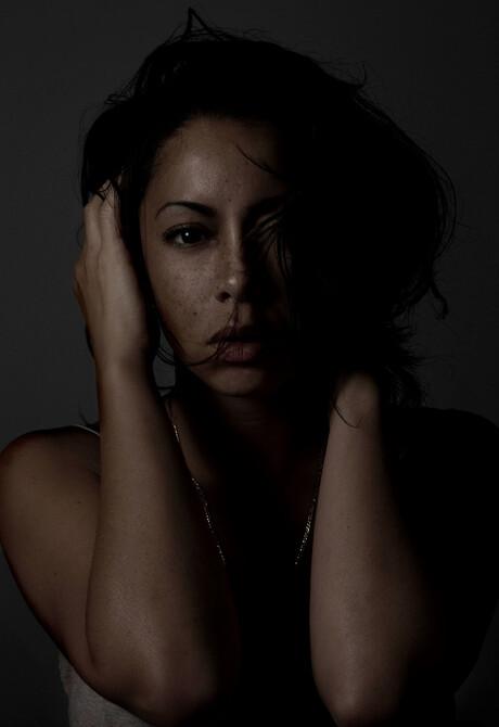 Self Portret : Dark Place