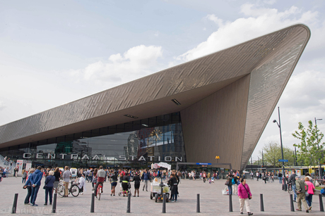 Rotterdam Centraal station A