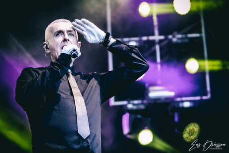 Holly Johnson (Frankie Goes To Hollywood)