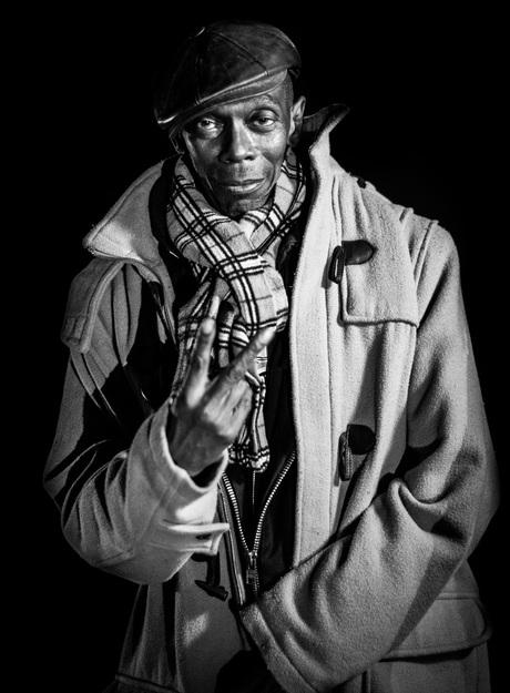 Portrait of Maxi Jazz
