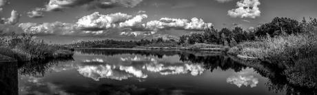 Panorama De Groote Peel