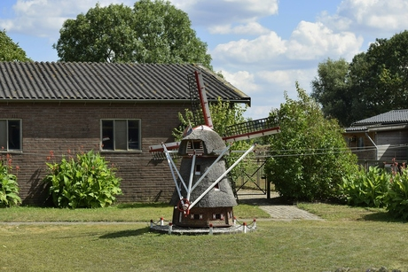 Mini molen