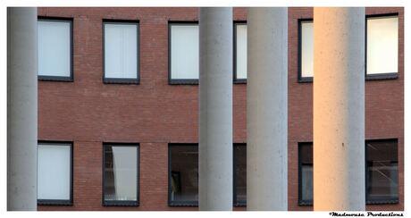 Palen op ramen