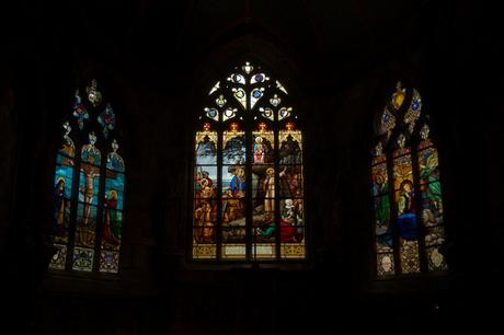 L'eglise Notre Dame de Rumengol - Bretagne