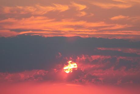 zon's ondergang