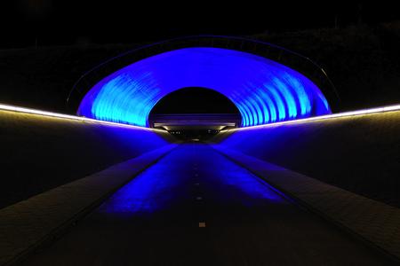 Fietstunnel A12 - Fietstunnel onder de A12 bij Zoetermeer - foto door nl79140 op 20-11-2013 - deze foto bevat: a12, zoetermeer, fietstunnel