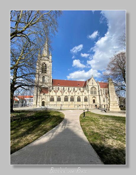 Basiliek van Ronse