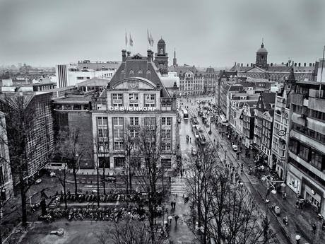 Toren dag Amsterdam