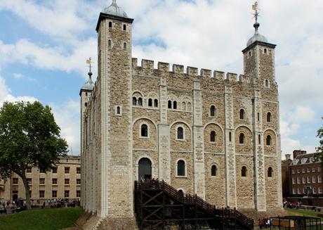 Aangepaste Tower of London