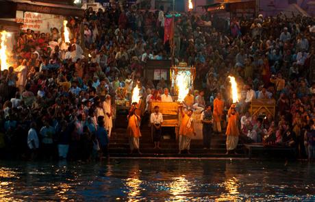 India @ Ganges