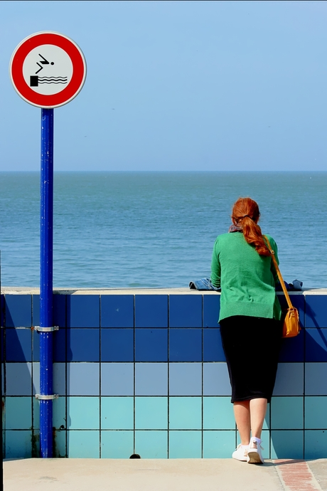 staren over zee