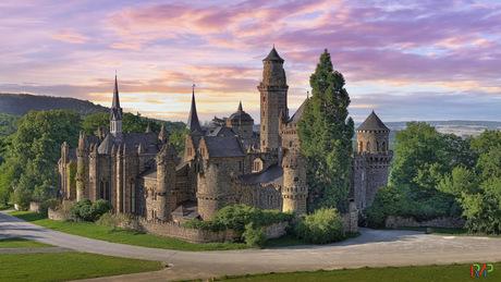 Slot Löwenburg , Duitsland