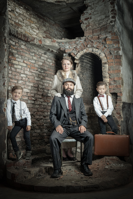 Peaky Blinders Family