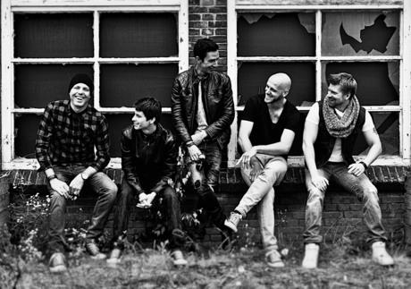 Band fotoshoot