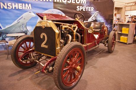Star Race Car 1905