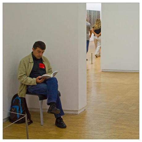In het museum 9