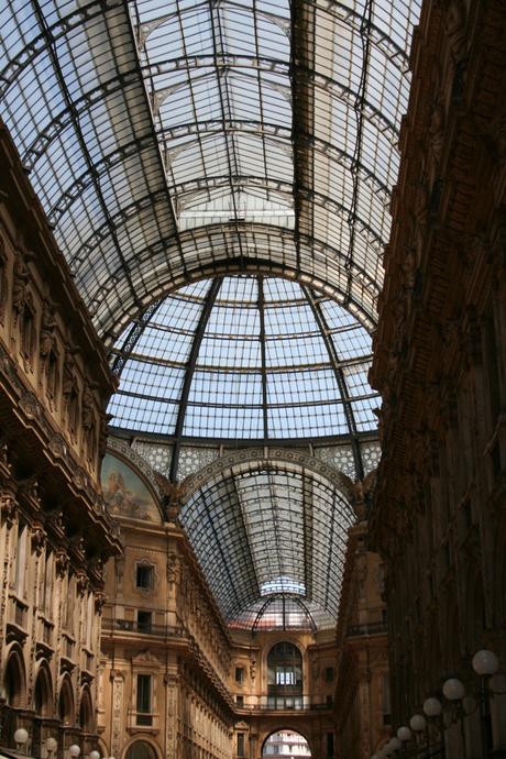 Gallerij, Milaan