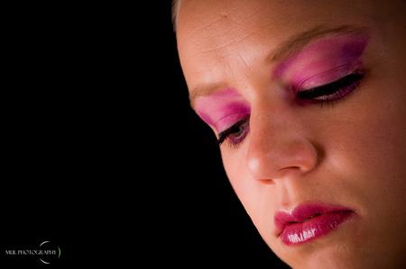 Fel - Goed gelukt 'probeersel'  Model: Monique - foto door deasha op 26-07-2011 - deze foto bevat: roze, paars