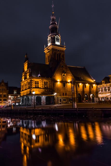 A little night music in Alkmaar