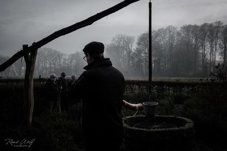 De oale roop (midwinterhoornblazen)