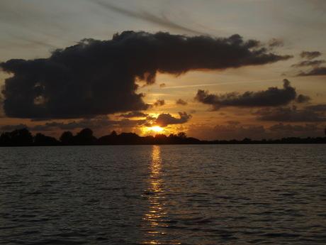 Sunset Koevordermeer